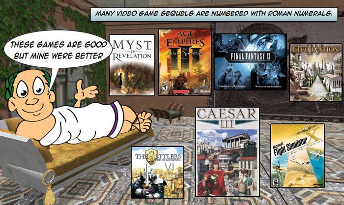 roman online games
